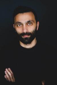 Portret fotografie man