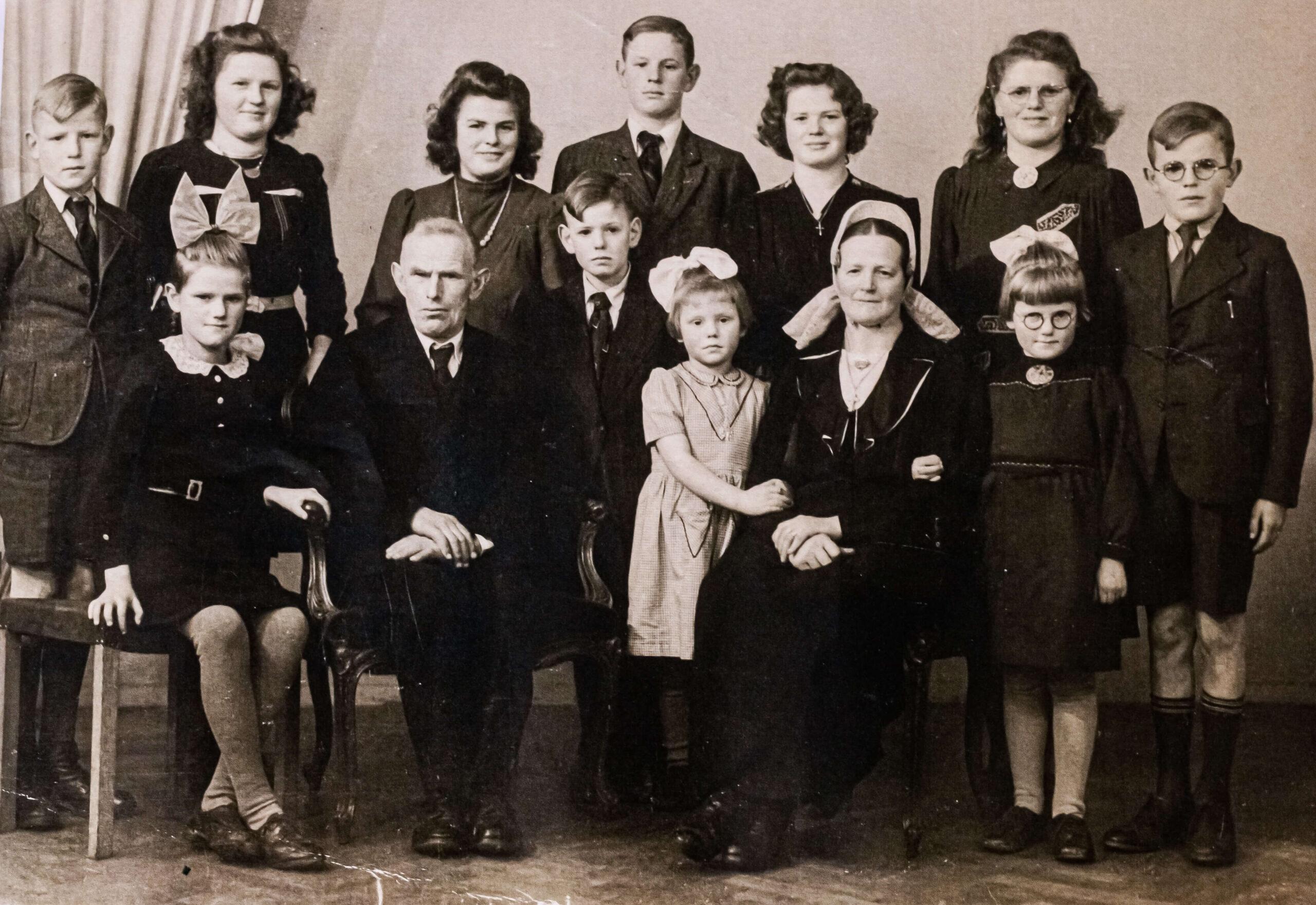 bijzondere familiefoto's