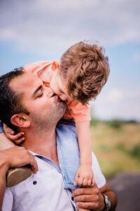 vader en zoon fotografie, Marloes Sahin fotografie