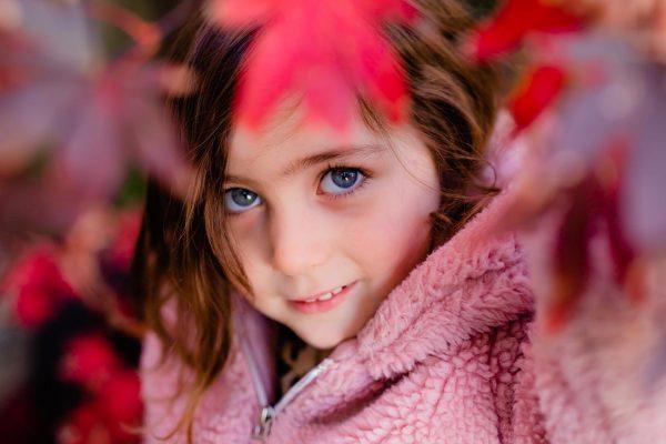 Kinderfotografie natuur