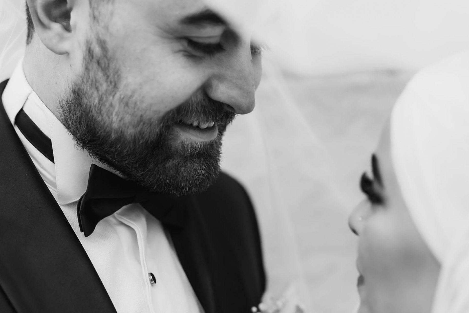bruidsfotografie sluier