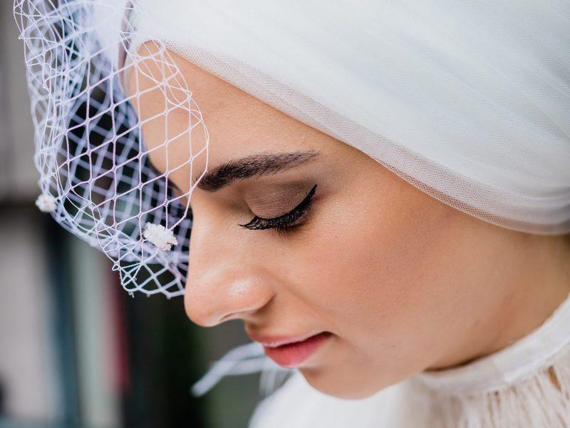 prachtige bruid