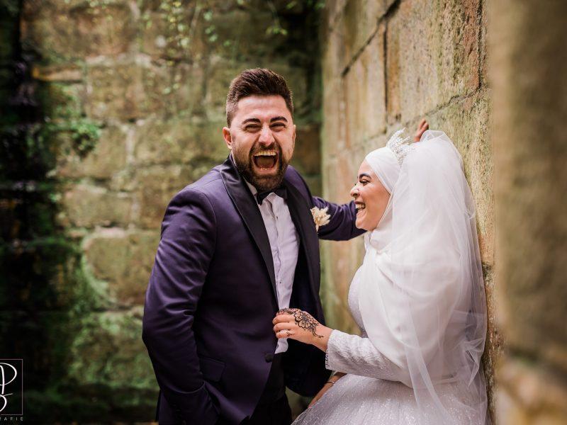 spontane bruidsfotografie